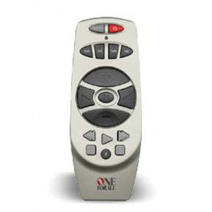 Remote Control One For All Universal 4 In 1 Audio Zapper Gold URC6540